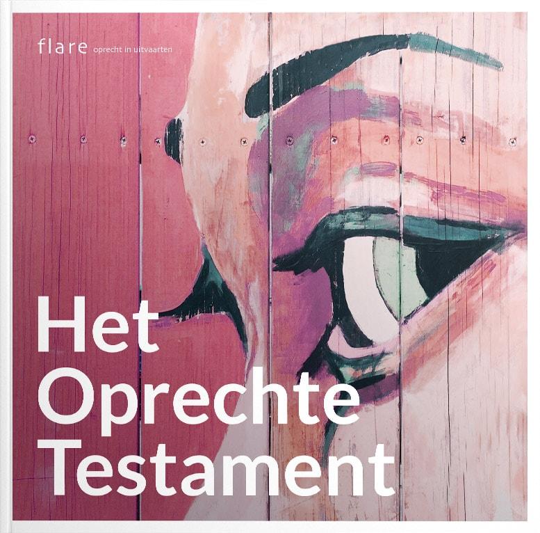 flare uitvaartbegeleiding boek het oprechte testament cover